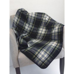 PLAID FERGUSSON-GORDON DRESS