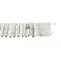 RUBAN FRONCEUR blanc 50mm