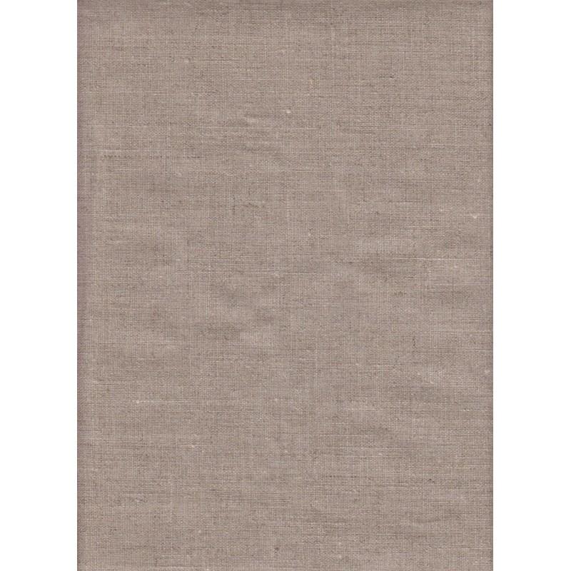 toile lin enduite naturel tissus calvet. Black Bedroom Furniture Sets. Home Design Ideas