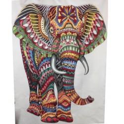 ELEPHANT-TAPISSERIE
