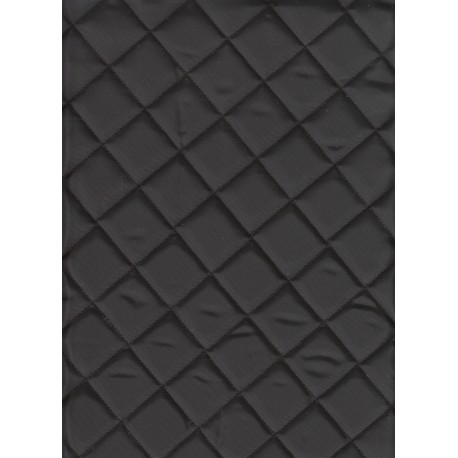 DOUBLURE MATELASSEE ANTHRACITE