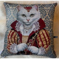 COUSSIN CHAT MEDICIS
