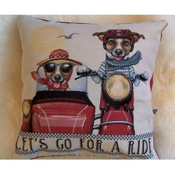 COUSSIN RIDE