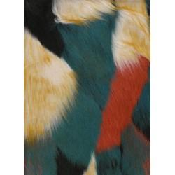 Dahu - Multicolore
