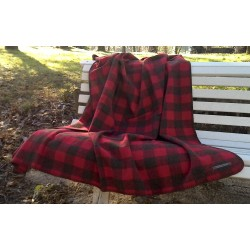 BUCHERON ROUGE PLAID