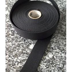 Sangle - Noir - 30 mm