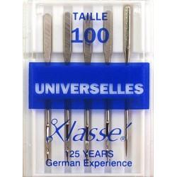 Aiguilles machine universelles - 100
