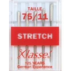 Aiguilles machine Stretch - 76/11