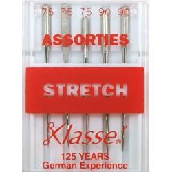 Aiguilles machine stretch - Assorties