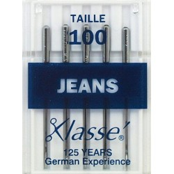 Aiguilles machine Jeans - 100