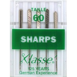 Aiguilles machine Sharps - 60
