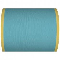 Toile à transat - Uni turquoise