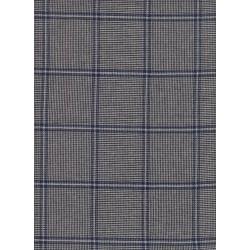 Coton Gratté - carreau fil à fil