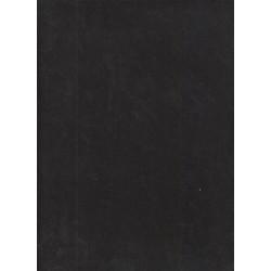 Velours - milleraies noir