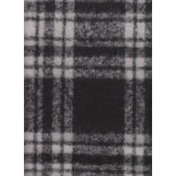 LAINE ALPAGA FOULE - menzie noir