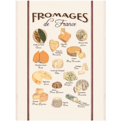grand torchon planche fromages