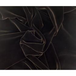 Velours de soie - Marron
